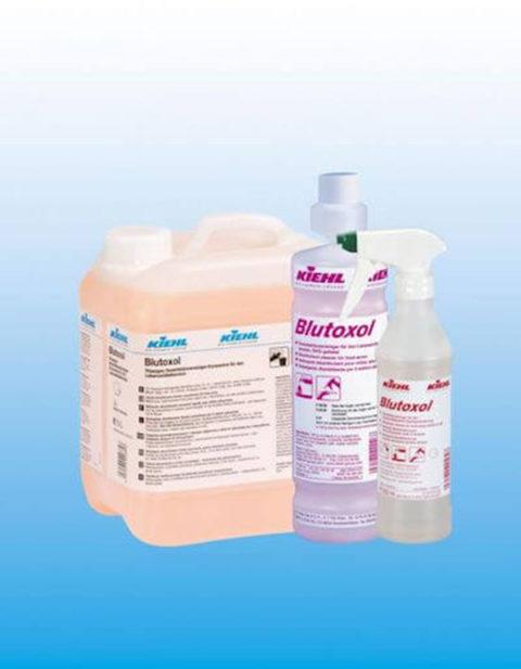 Blutoxol - Средство дезинфицирующее с моющим эффектом в области производства и переработки пищевых продуктов (концентрат)