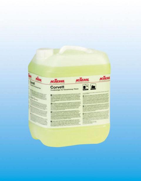 Corvett - Средство для глубокой чистки плитки из керамогранита