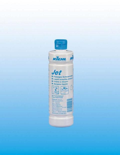 Jet - Чистящий крем с твёрдыми включениями