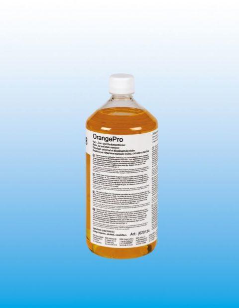 OrangePro - Средство для удаления следов от смолы, дёгтя и других загрязнений