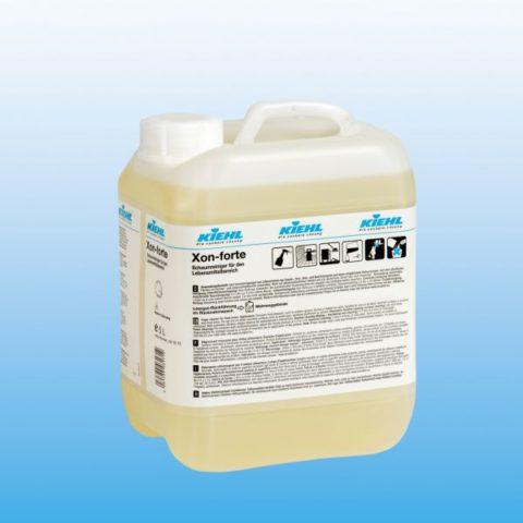 Xon-forte - пенное чистящее средство для использования на предприятиях по производству продуктов питания